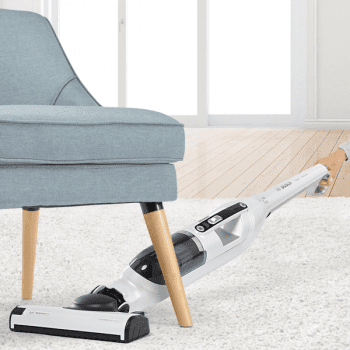 Aspirador sin cable Bosch BBH32551 | Flexxo 25.2V | Blanco | Serie 4 - 6