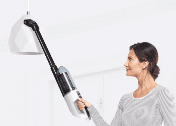 Aspirador sin cable Bosch BBH32551 | Flexxo 25.2V | Blanco | Serie 4 - 11