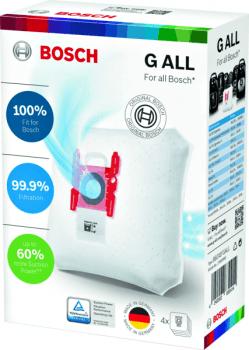 Bolsa de polvo Bosch BBZ41FGALL | PowerProtect - 2