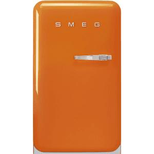 Frigorífico Monopuerta Retro Naranja Smeg FAB10LOR5 | 50's Style | Con Congelador | Envío + Instalación + Retirada Gratis