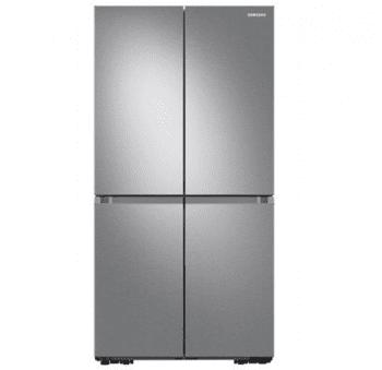 Frigorífico Americano Samsung RF65A967ESR/ES Inox Cuatro Puertas | Door in Door | Clase E | Envío más Instalación Gratis