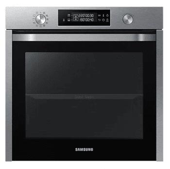 Horno Pirolítico Samsung NV75K5571RS/EC |  Dual Cook | 75L | Autocook con 50 recetas disponibles - 1