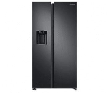 Frigorífico Americano Samsung RS68A8842B1/EF Grafito |SpaceMax | No Frost | Dispensador Agua + Hielo | Clase D