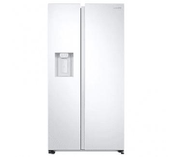 Frigorífico Americano Samsung RS68A8831WW/EF Blanco | SpaceMax | Dispensador Agua + Hielo | Clase E