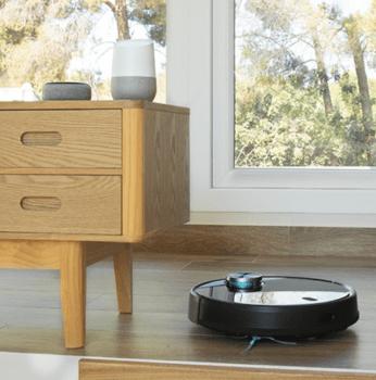 Robot Aspirador Cecotec Conga 3890 Titanium   referencia 5551   Wifi App   Aspira y Friega   10 modos de limpieza - 3