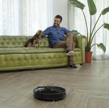 Robot Aspirador Cecotec Conga 3890 Titanium   referencia 5551   Wifi App   Aspira y Friega   10 modos de limpieza - 5