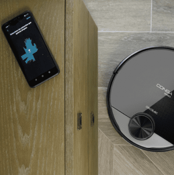 Robot Aspirador Cecotec Conga 3890 Titanium   referencia 5551   Wifi App   Aspira y Friega   10 modos de limpieza - 6