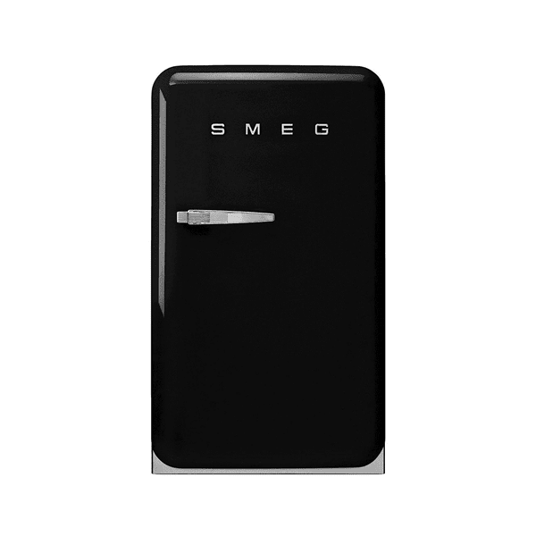 Frigorífico Mini Retro Negro Smeg FAB10HRBL5 | Homebar | 55 cm | Apertura a la derecha | Envío + Instalación + Retirada Gratis -