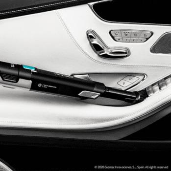 Aspirador Portátil Cecotec Conga Rockstar Micro 8000 Digital a una Mano   Referencia 5443   STOCK - 4