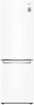 Frigorífico Combi Blanco LG GBB61SWJMN   1,86x59,5 cm   374L   serie 6   Clase E  ●