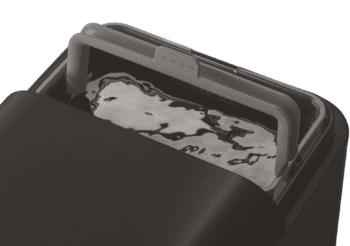 Cafetera Smeg Roja BCC02RDMEU 50'Style con Vaporizador y Molinillo Integrado | 8 funciones y función vapor | Sistema Anti-Goteo | 100% Automática - 3