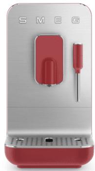Cafetera Smeg Roja BCC02RDMEU 50'Style con Vaporizador y Molinillo Integrado | 8 funciones y función vapor | Sistema Anti-Goteo | 100% Automática - 5