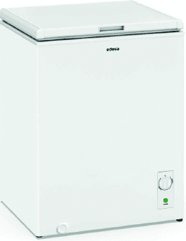 Congelador Horizontal Edesa EZH-1011 | 54.5x85x49.5cm | Blanco | Clase F