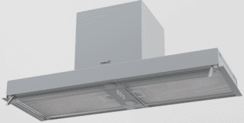 Campana grupo filtrante 60cm Cata ARMONIA 60 X | INOX - 2