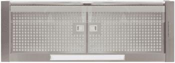 Grupo Filtrante Cata Corona 120 | 3 niveles de extracción | Visera Cristal | INOX - 2