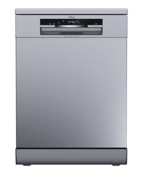 Lavavajillas Teka DFS 46750 Inox   60 cm   ExpertCare Series    14 cubiertos   7 programas   Clase D