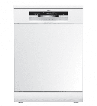 Lavavajillas Teka DFS 46750 Blanco   60 cm   ExpertCare Series    14 cubiertos   7 programas   Clase D