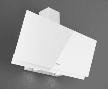 Campana decorativa vertical Teka DVN 97050 TTC WH | Blanca | 90cm | Gama Easy | 485 m³/h | Clase A - 1