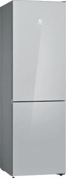 Frigorífico Combi Balay 3KFE565WI Cristal Blanco | 186 x 60 cm | ExtraCold/ExtraFresh | Clase E - 1