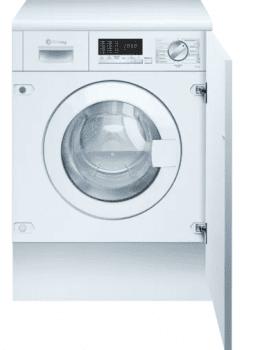 Lavasecadora Integrable Balay 3TW774B Blanca | Lavado 7kg-Secado 4kg | 1400rpm | Clase E/E