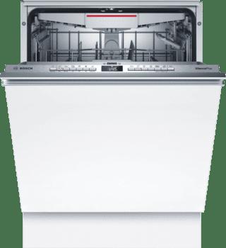 Lavavajillas Integrable Bosch SGV4HCX48E de 60cm para 14 servicios   3a Bandeja   6 programas   Muy Silencioso   Motor EcoSilence   InfoLight   Clase D