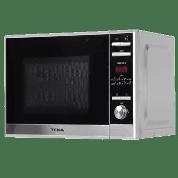 Microondas Teka MWE 225 G Inoxidable de 20 L con 5 niveles de potencia a 700 W + Grill a 1000 W |