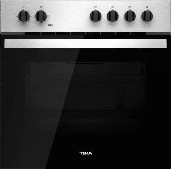 Horno Polivalente Teka HBE 435 ME de 60 cm A Inoxidable con 3 funciones de cocción a 5 alturas