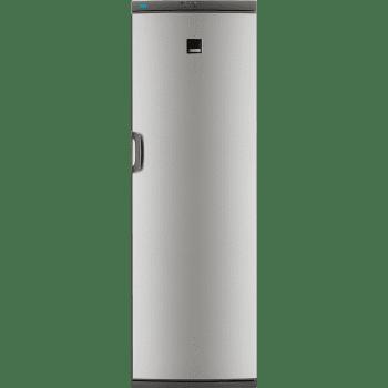 Congelador Vertical Zanussi ZFU27400XA Libre Inox antihuellas de 185 x 59.5 cm Apertura derecha Reversible Clase A+