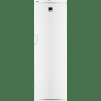 Congelador Vertical Zanussi ZFU25200WA Libre Blanco de 185 x 59.5 cm No Frost Apertura derecha Reversible Clase A+