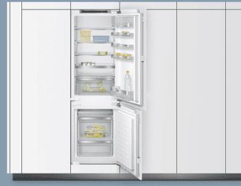 Siemens KI86SAF30 Frigorífico combi integrable de 177.2 x 55.8 cm | iQ500 | A++ - 2