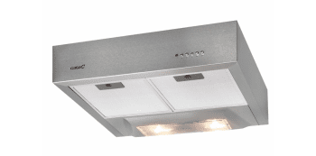 CATA S BOX CAMPANA CONVENCIONAL INOX 60CM 390M3/H