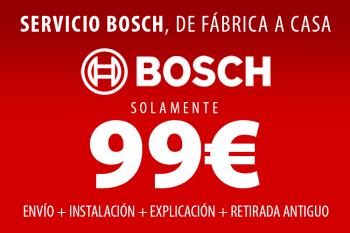 Bosch WKD28541EE Lavadora Función Secado Integrable 7kg Lavado 4kg Secado 1400rpm - 2
