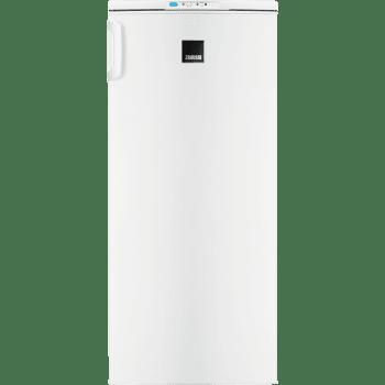 Congelador Vertical Zanussi ZFU19400WA Libre Blanco de 125 x 54.5 cm Apertura derecha reversible, PowerFreeze Clase A+