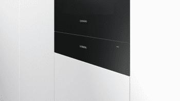 Siemens BI630CNS1 Módulo calentamiento 14cm Cristal Negro - 3