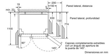 Siemens KA90DVI30 Frigorífico Americano 177 x 91 cm | Acero Inoxidable | iQ500 A++ | Promocionado | Envío + Instalación + Retirada Gratis - 5