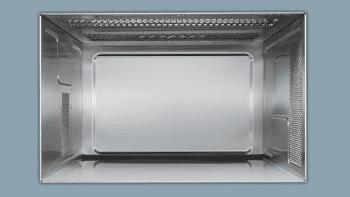 Siemens BF634RGS1 Microondas Cristal Negro | Apertura Derecha | 21L | Promocionado - 4