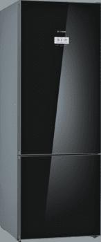 Frigorífico Combi Bosch KGF56SB40 Cristal Negro 193 x 70 cm No Frost A+++   Ready Home Connect