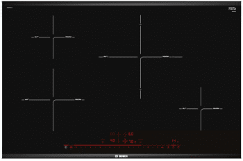 Placa de inducción Bosch PIE875DC1E de 80 cm con 4 Zonas de cocción  | Serie 8 |STOCK - 1