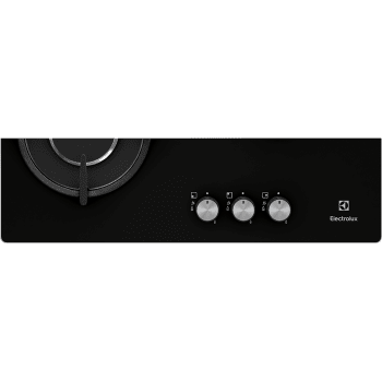 Placa de Gas Electrolux EGT6633NOK de 60 cm con 3 Quemadores, 1 Wok, 1 Ultrarrápido, DirectFlame - 6