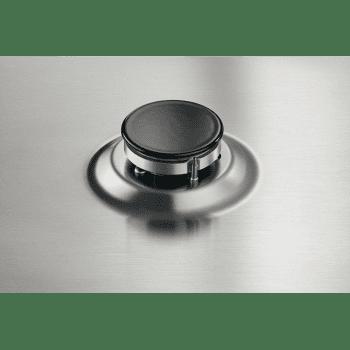 Placa de Gas Electrolux EGH6333BOX | Inox | 60 cm | 3 Quemadores | 1 Wok | 1 Ultrarrápido | Seguridad Termopar - 4