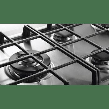Placa de Gas Electrolux EGH6333BOX | Inox | 60 cm | 3 Quemadores | 1 Wok | 1 Ultrarrápido | Seguridad Termopar - 5