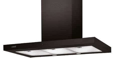 Comprar Campana Cata Sygma 900bk 90cm Inox 790m3 H Funnatic Es