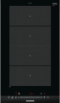 Placa Dominó Siemens EX375FXB1E Inducción Flexible de 30 cm con powerMove y función Boost | iQ700
