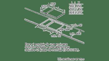 Placa Teppan Yaki Balay 3EB640LQ 40cm con Tapa de Cristal Templado | Cocción Premium - 4