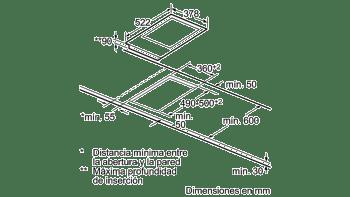 Placa Teppan Yaki Balay 3EB640LQ 40cm con Tapa de Cristal Templado | Cocción Premium - 6