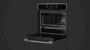 Horno Teka HLB 860 P Pirolítico en Cristal Negro con 5 alturas de cocción | Asistente de cocinado con 20 recetas | A+ - 5