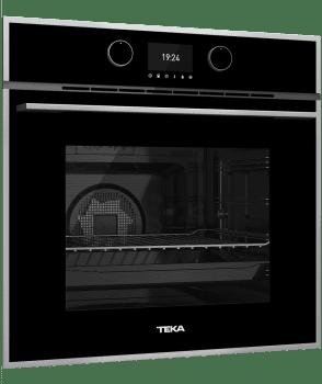 Horno Teka HLB 860 en Cristal Negro de 60 cm con 12 funciones de cocción + asistente a 5 alturas Clase A+ - 2