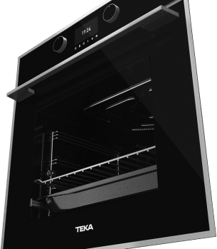 Horno Teka HLB 860 en Cristal Negro de 60 cm con 12 funciones de cocción + asistente a 5 alturas Clase A+ - 5