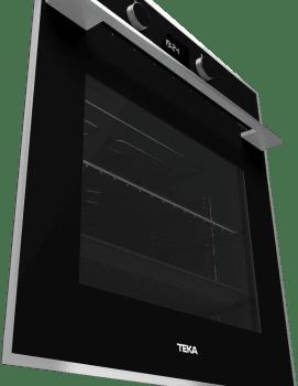 Horno Teka HLB 830 de 60 cm A+ en Cristal Negro con 6 funciones de cocción a 5 alturas - 3