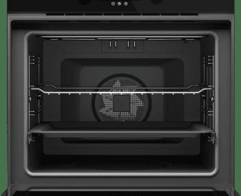 Horno Teka HLB 830 de 60 cm A+ en Cristal Negro con 6 funciones de cocción a 5 alturas - 6